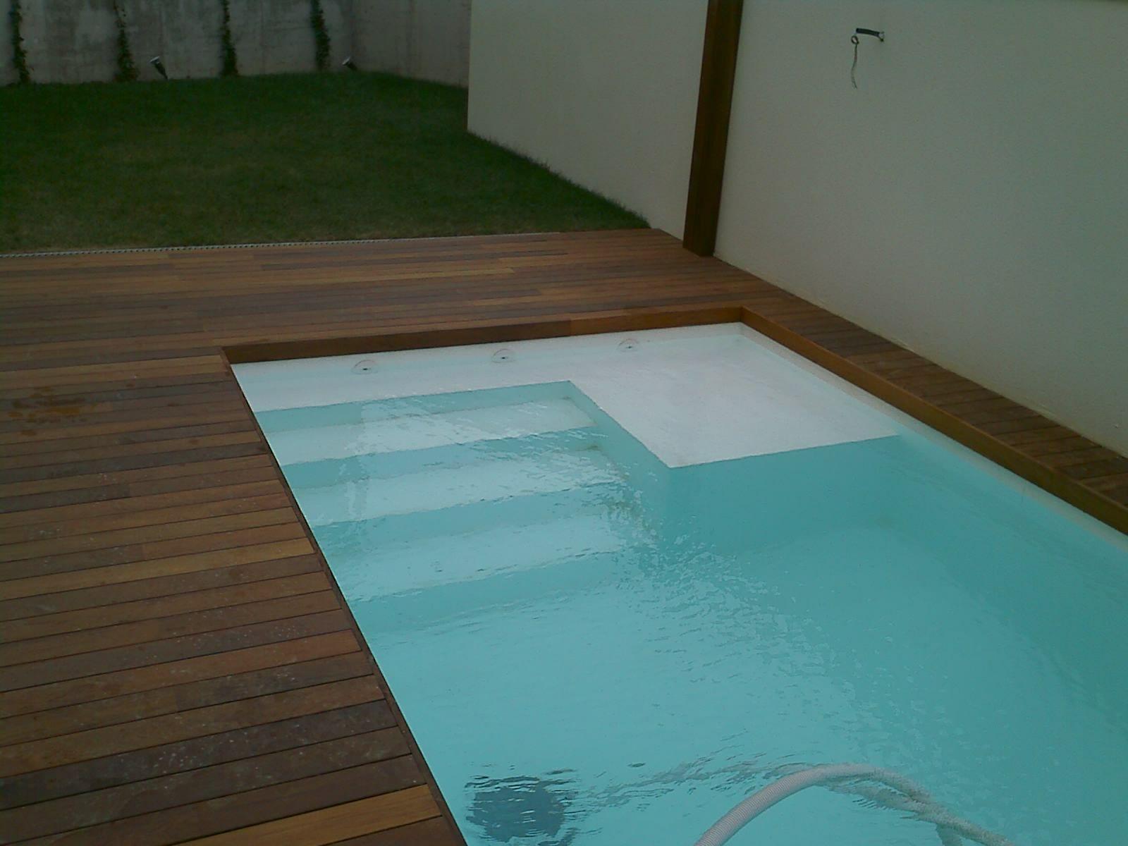 L minas pvc piscinas lisas for Piscinas de pvc